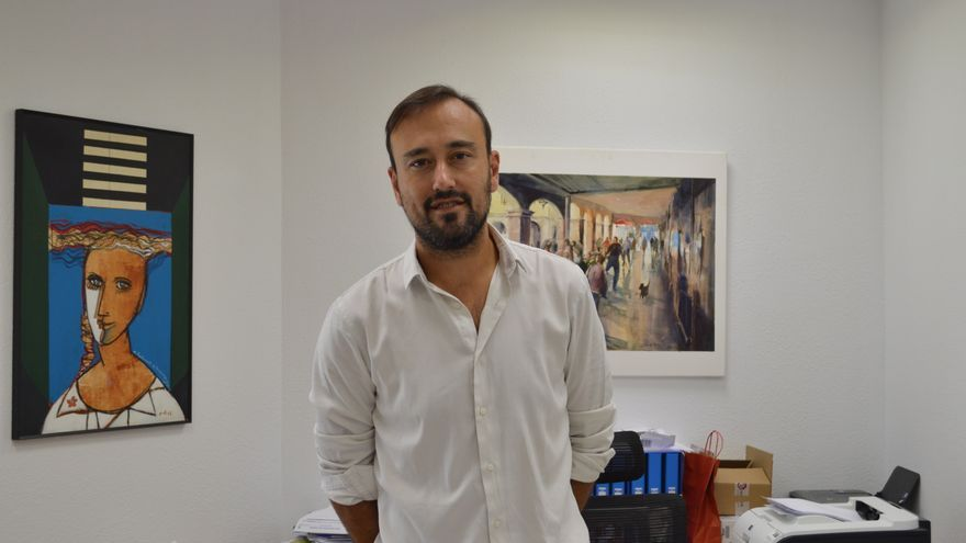 Javier López Estrada se prepara para afrontar las elecciones de 2019   B.S.A.