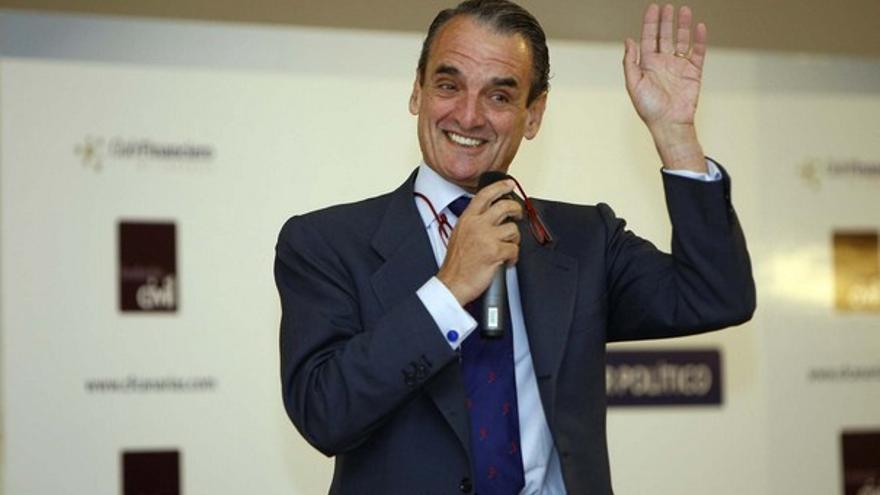 Una alerta de blanqueo de capitales acabó con la operativa de Mario Conde.