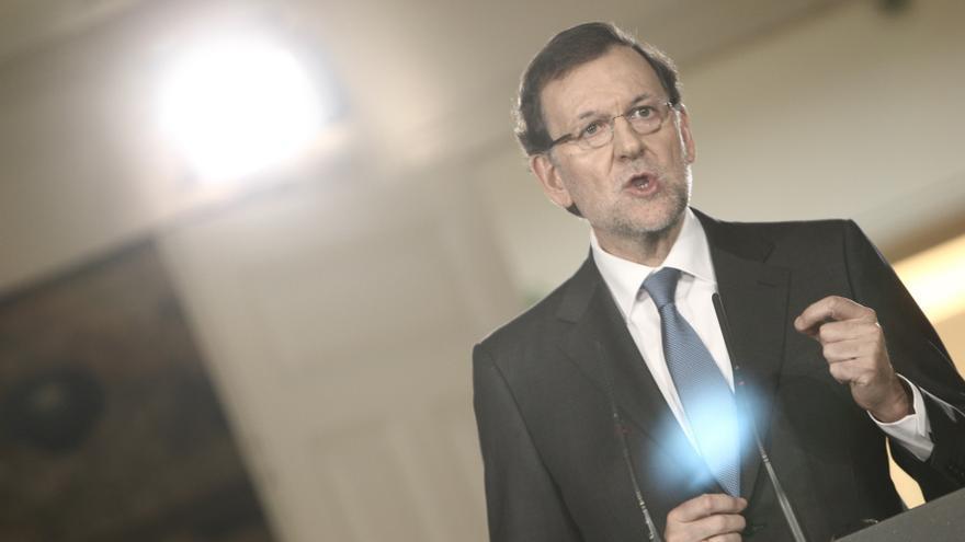 """Rajoy reitera que no se celebrará y dice que sólo genera """"inestabilidad y fractura social"""""""