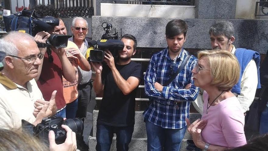 """Rosa Díez asegura que UPyD """"vencerá a las encuestas"""" porque es """"un partido útil y necesario"""""""