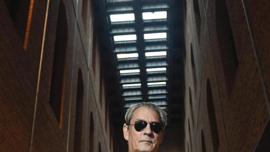"""Paul Auster: """"No se puede juzgar la vida de una persona hasta que acaba"""""""