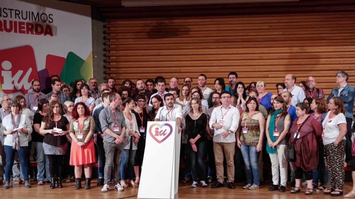 Imagen de la anterior Asamblea Federal, en 2016.