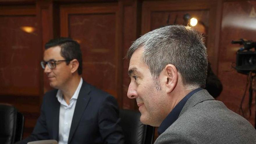 El Gobierno canario confía en que pueda haber un acuerdo con los estibadores