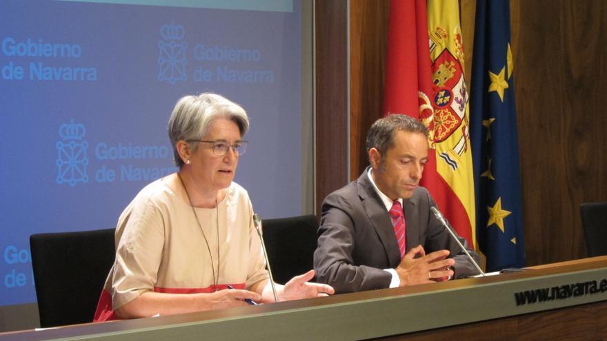 """Navarra afirma que """"no va a tener que acudir"""" al fondo de liquidez del Estado"""