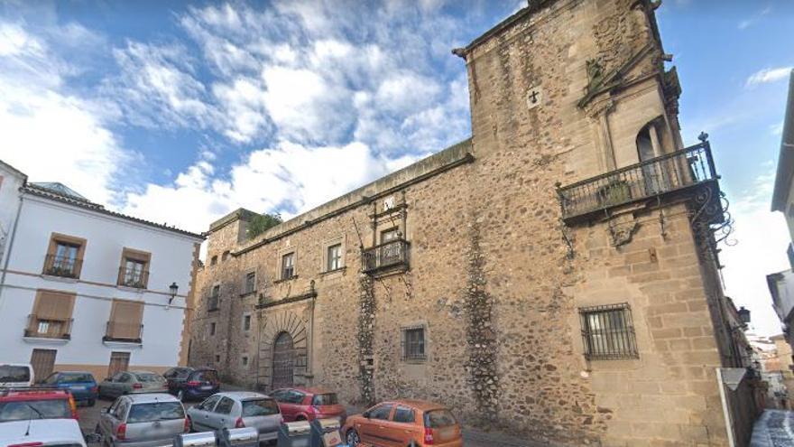 Palacio Godoy Cáceres