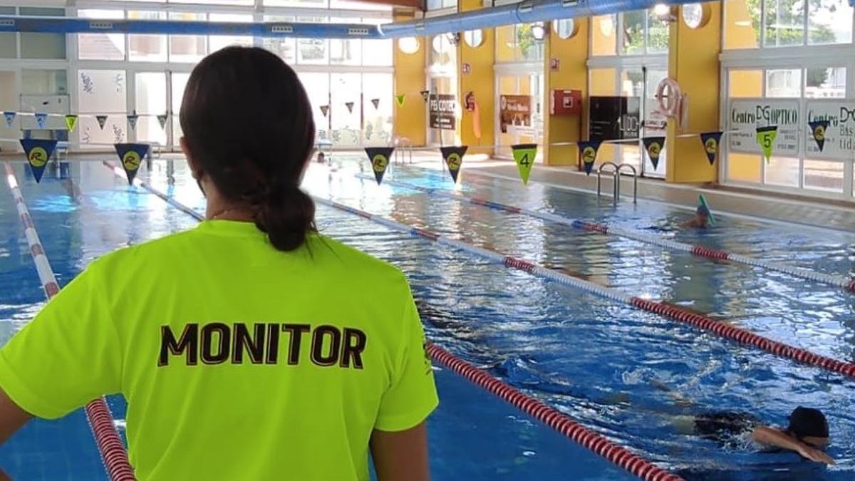 La piscina de Beniel inicia de nuevo su actividad con más de 700 inscritos