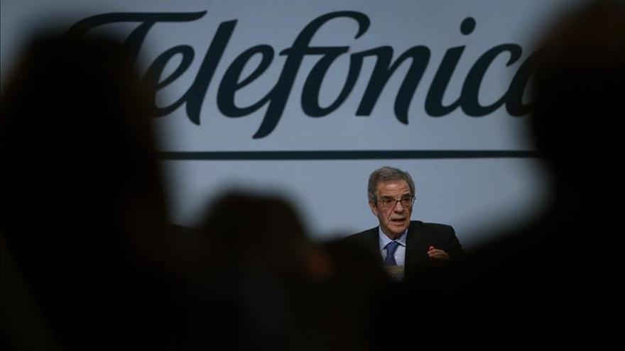 Alierta dice que Telefónica no pretende hacerse con la totalidad de Telco
