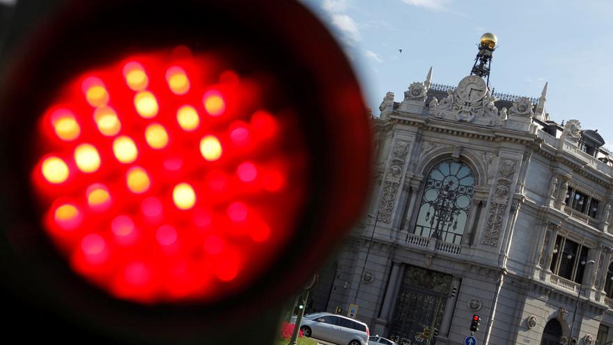 El Banco de España tiene un 23,3 % de la deuda soberana española