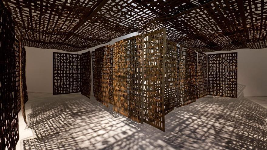 El Centro Botín acogerá a partir del 6 de octubre una exposición retrospectiva de la aritas Cristina Iglesias