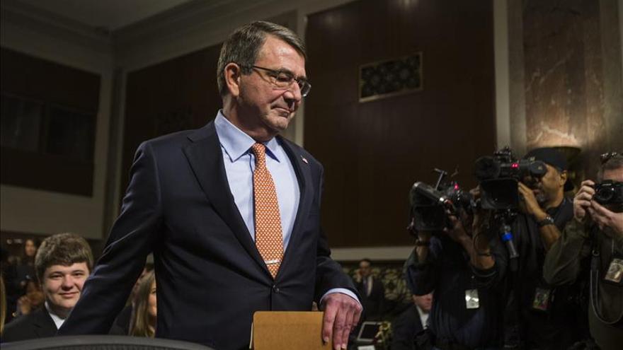 El candidato a jefe del Pentágono se muestra a favor de armar a Ucrania