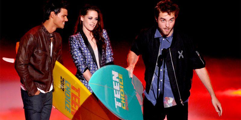 """Robert Pattinson, Kristen Stewart y Taylor Lautner, de 'Crepúsculo', a """"El Hormiguero"""""""