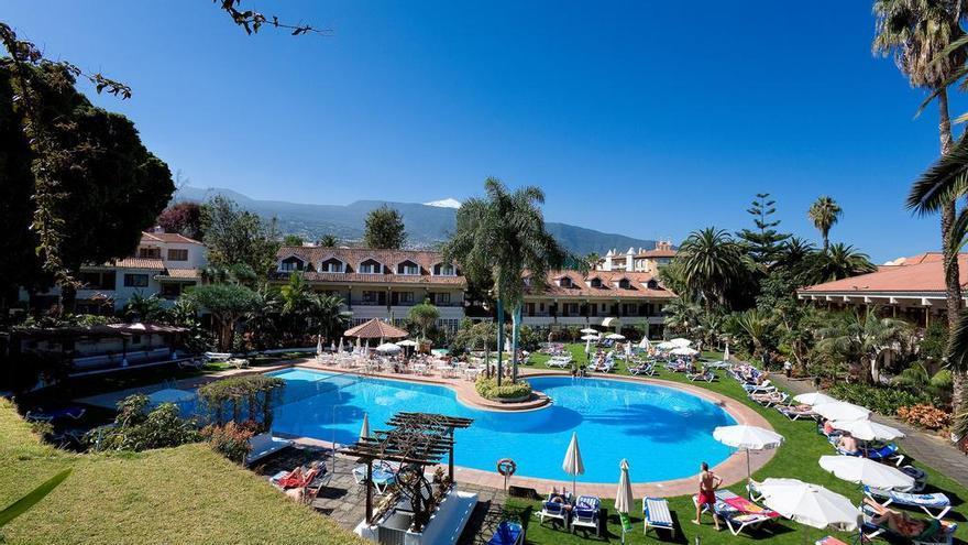 Imagen de archivo del establecimiento que se pretende adquirir en el norte de Tenerife