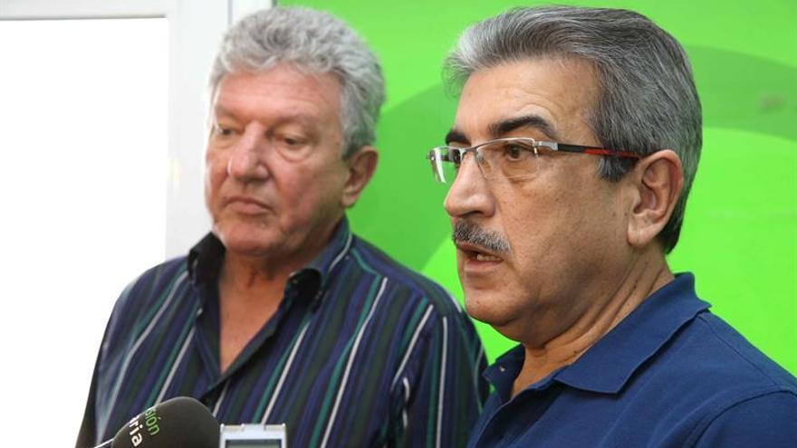 Pedro Quevedo y Román Rodríguez