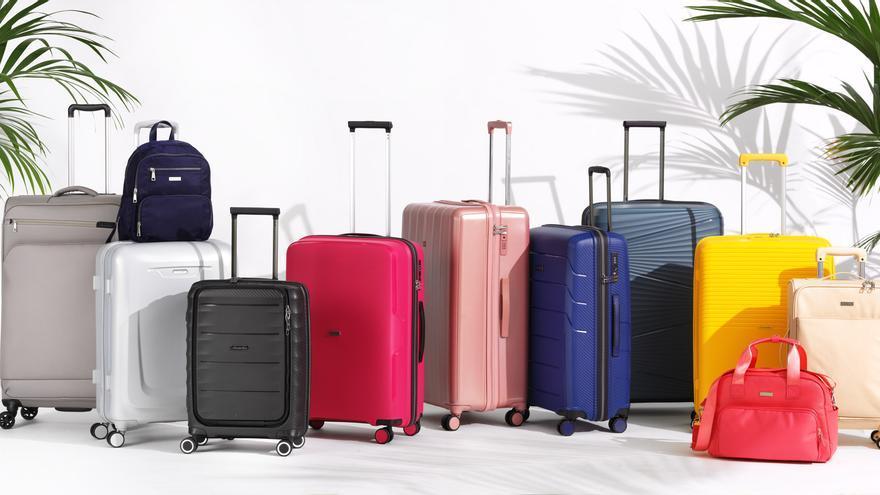 Seleccionamos 11 maletas de lo más prácticas.