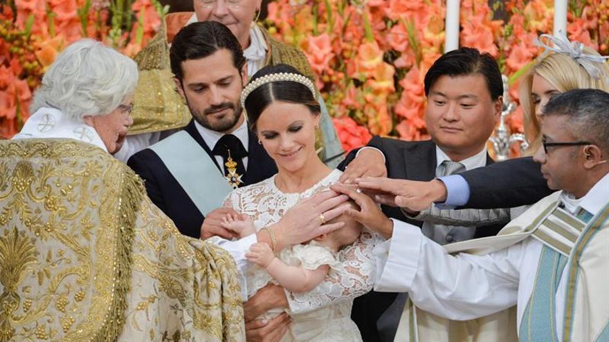 Carlos Felipe y Sofía de Suecia esperan su segundo hijo para septiembre