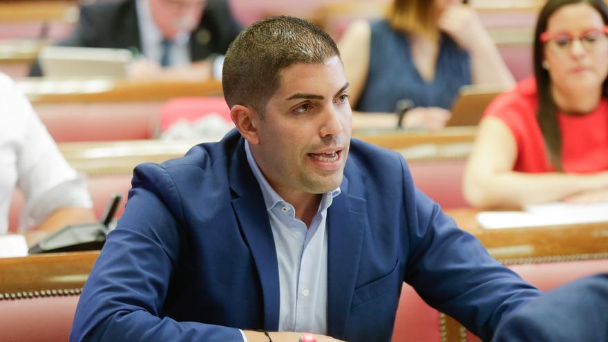 Pablo Rodríguez Cejas, de AHI-CC y senador por la isla de El Hierro