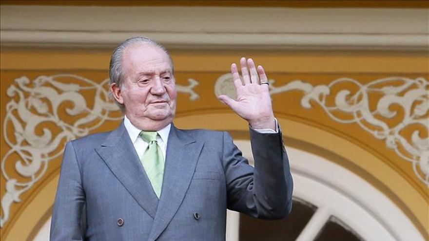Ovación cerrada al Rey en Las Ventas al compás del himno nacional