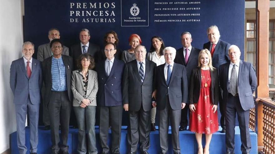 El jurado falla hoy el premio Princesa de Cooperación entre 26 candidaturas