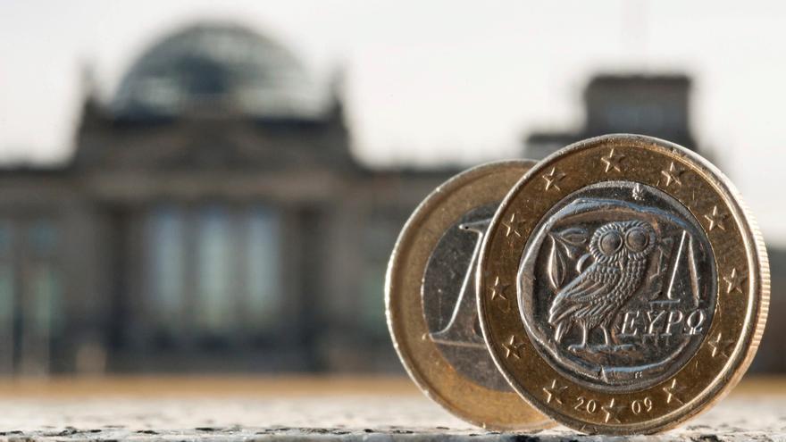 Alemania coloca deuda a siete años a un interés medio del -0,60 %