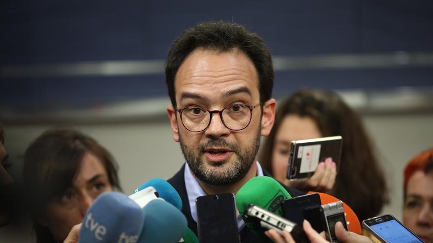 El PSOE pide sentido común a los independentistas catalanes para que el conflicto no vaya a más tras la sentencia del 9N