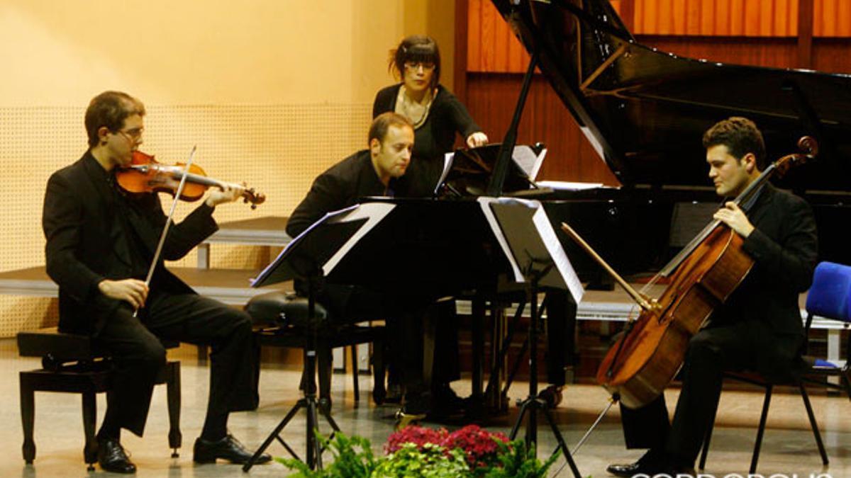 Concierto en el Conservatorio de Música