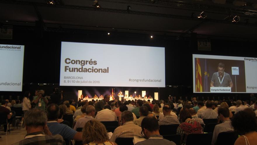 La nueva CDC votará este domingo si llamarse Junts per Catalunya, Partit Nacional Català y Partit Demòcrata Català