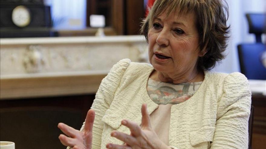 """Villalobos asegura que los escraches le """"recuerdan a épocas terribles de este país"""""""
