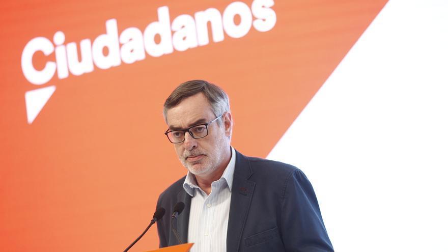 """Villegas (Cs) espera que Vox """"rectifique y no bloquee"""" la formación de gobiernos autonómicos en Murcia y Madrid"""
