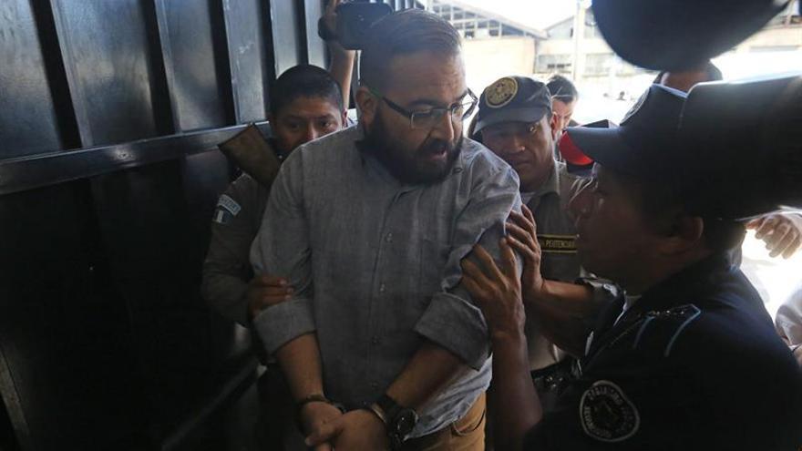 Estudian hoy la entrega a México de Nava Soria por una trama de blanqueo