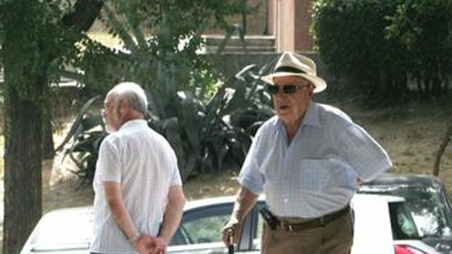La pensión media de jubilación se sitúa en junio en 883,68 euros