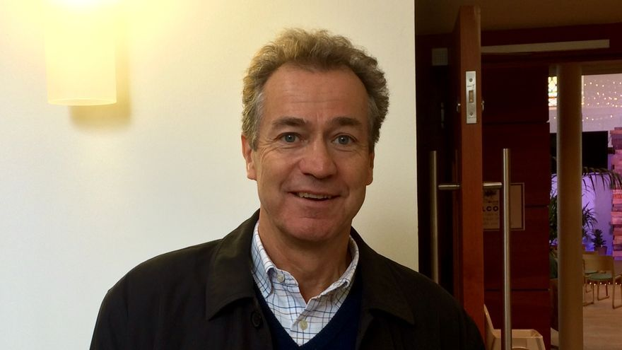Magnus Hammar, secretario general de la International Union of Tenants