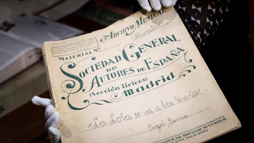 Antonio Machado fue también autor de zarzuela junto a su hermano Manuel
