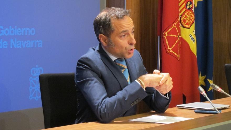 """El Gobierno de Navarra dice que los hospitales """"no son lugar"""" adecuado para protestar con encierros"""