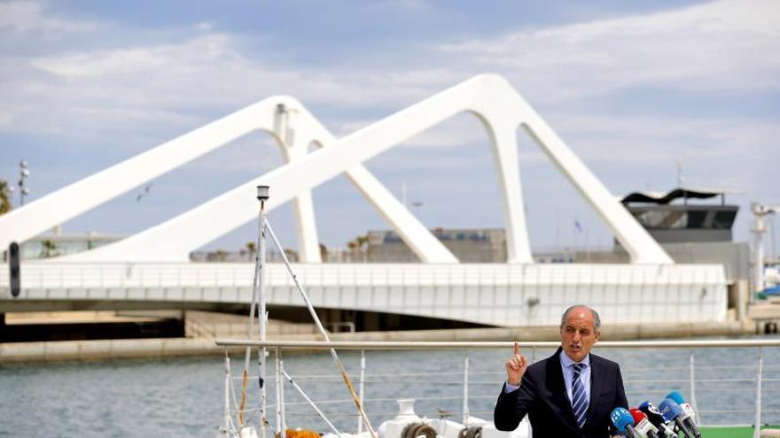 Anticorrupción pide sobreseer la causa contra Camps por el circuito de F1