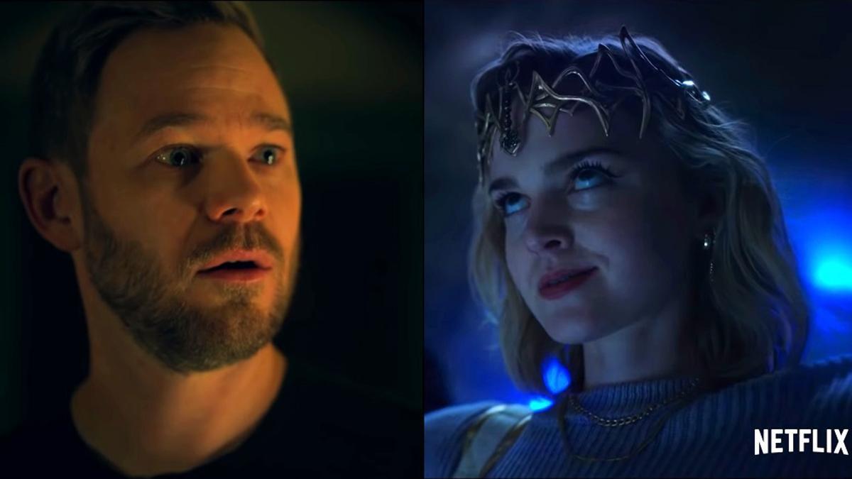 Escena de la temporada 2 de 'Locke & Key'