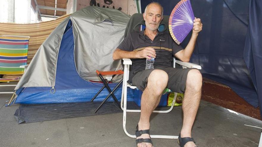 Abandona huelga de hambre en vigésimo día tras llegar a acuerdo con Hacienda
