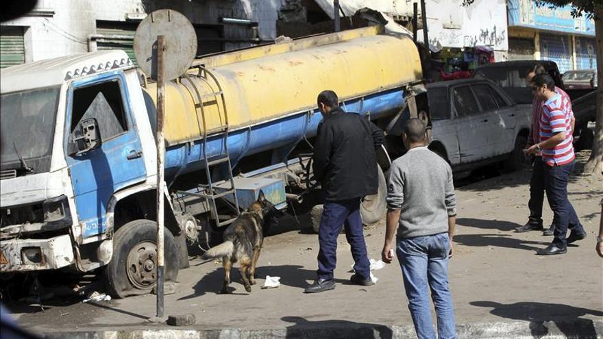 Un muerto en choques entre policías y seguidores de Mursi en Egipto
