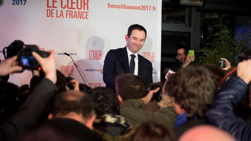 Hamon: Las primarias del PS en Francia ilustran la voluntad de pasar página