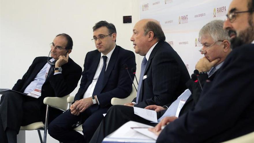 Rusia y España presumen de buenas relaciones pese a la tensión entre el Kremlin y la UE