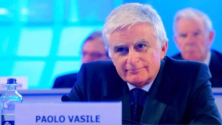 Vasile, hombre 'Forbes': 'La TV es como un perro labrador, un amigo para el hombre'