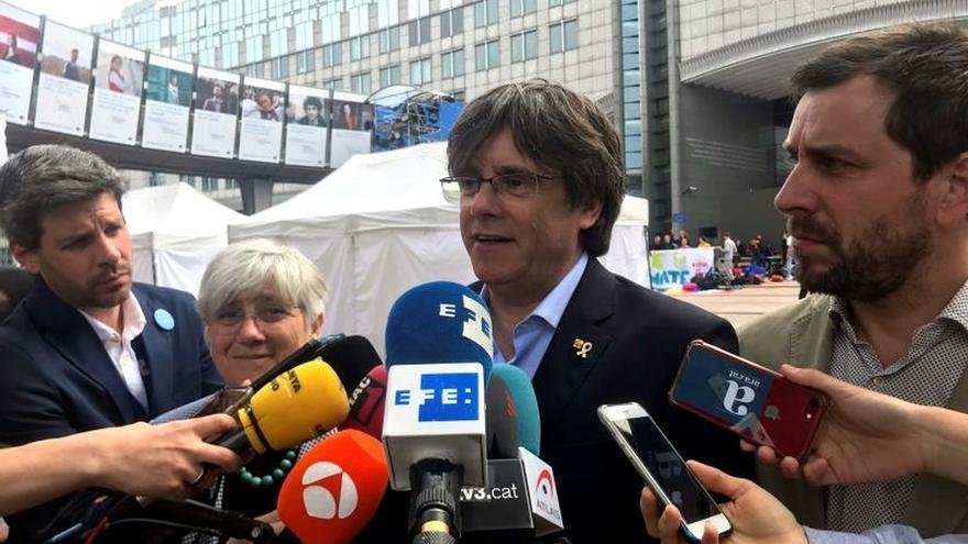 La lista de Puigdemont se impone en Cataluña, seguida de PSC y ERC