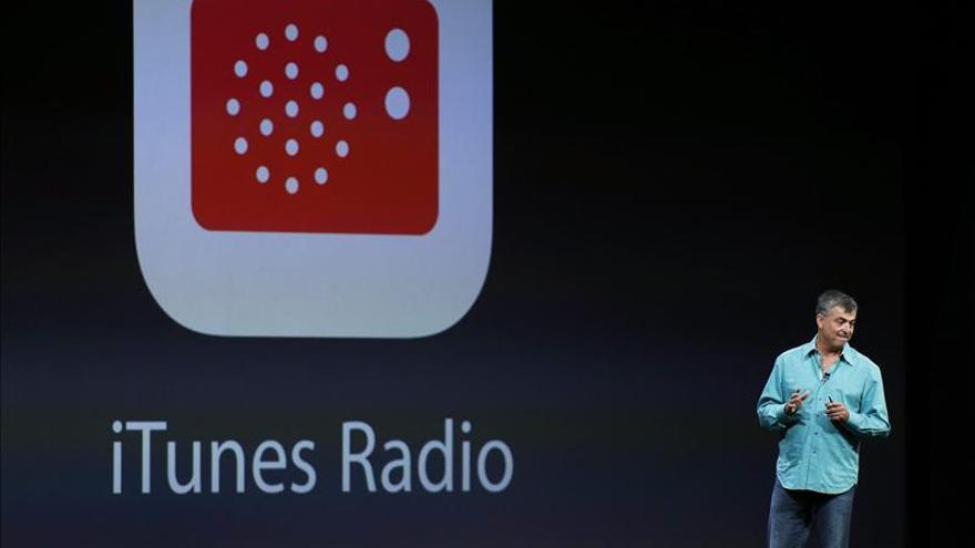 Apple anuncia un servicio de radio y rediseña el sistema operativo móvil iOS