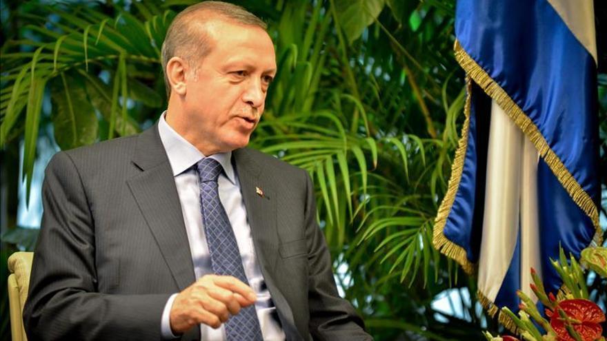 Erdogan critica al diario The New York Times por un editorial sobre Turquía
