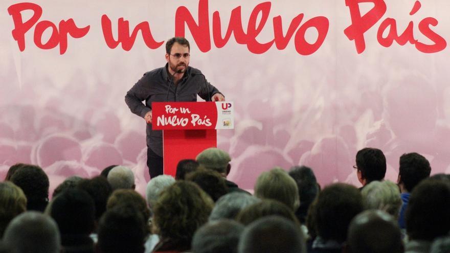 """IU cierra campaña en Andalucía llamando a votar """"rebosando dignidad y conciencia"""""""