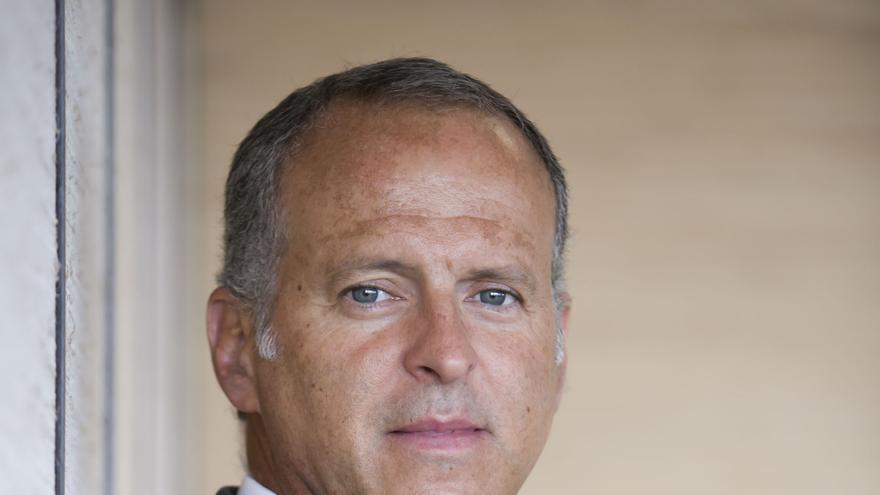 Manuel del Castillo, segundo ejecutivo en el 'staff' de Cajasiete