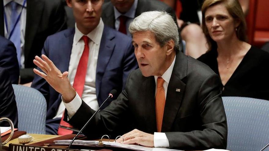 "Kerry y Lavrov siguen sin acuerdo sobre Siria pese a reunión ""constructiva"""