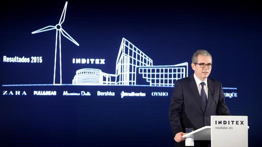 Inditex gana 2.205 millones de euros en nueve meses, el 9 % más
