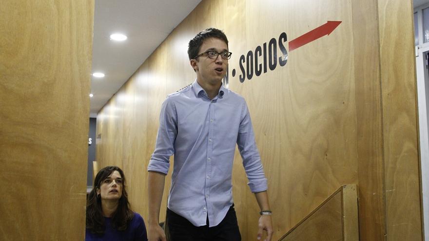 """Errejón, """"profundamente orgulloso"""", avisa a Iglesias: """"Hay dos proyectos equilibrados que tienen que entenderse"""""""
