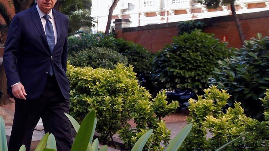 Ciudadanos pide comparecencia de Fernández Díaz por las escuchas de Interior
