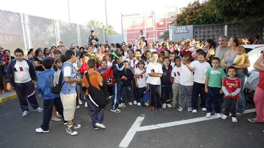 De la protesta en el Pedro Lezcano #4
